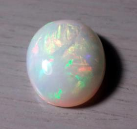 Natural White Opal