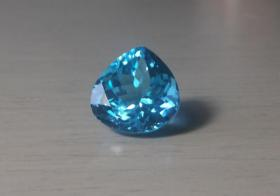 Natural Blue Topaz