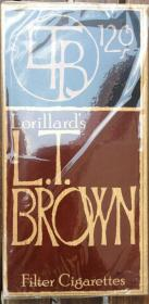 CIGARETY LT BROWN