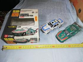 2ks - KREMER PORSCHE 935 TURBO 1/24 SCALE BUGARO